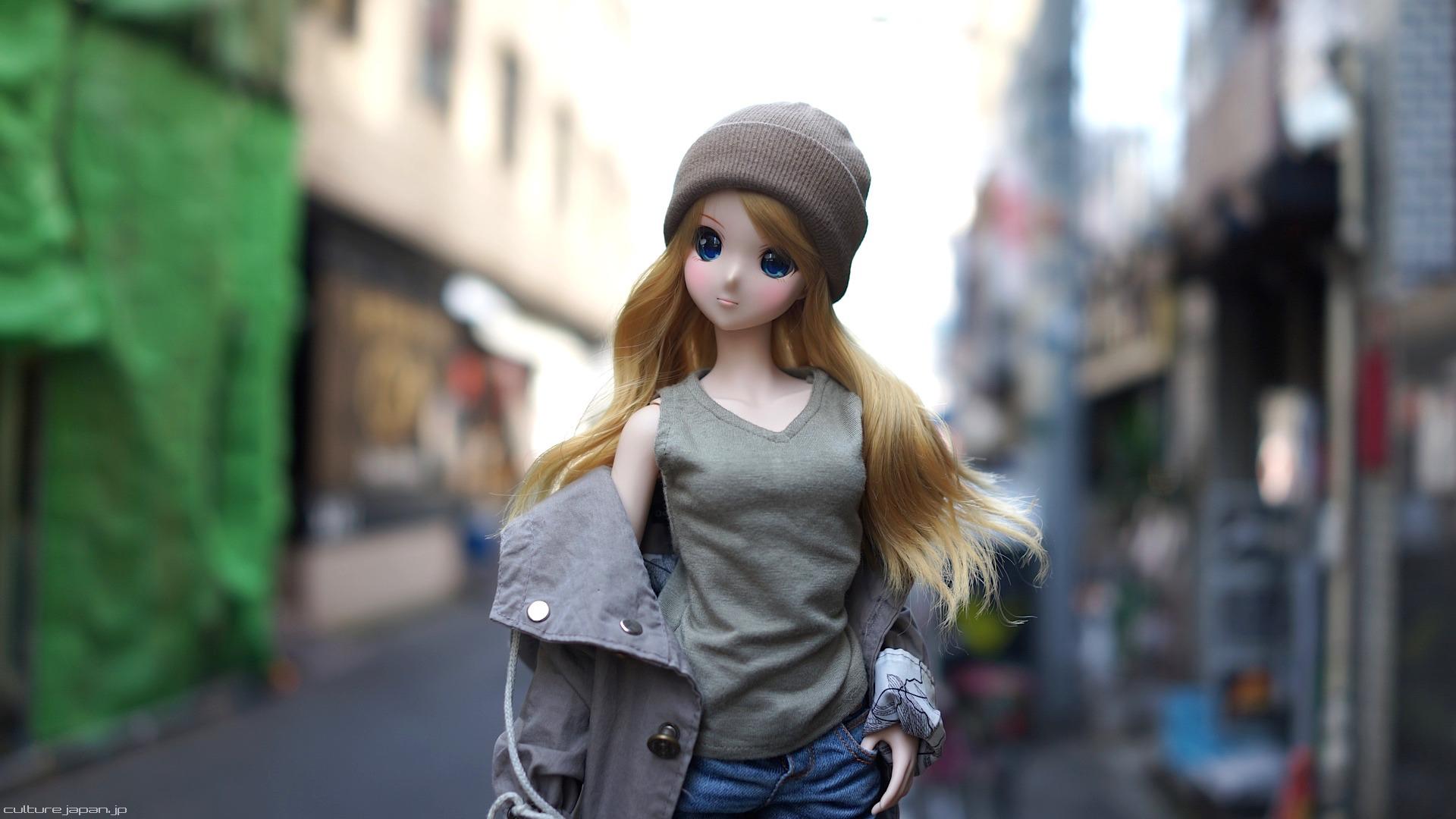 Kizuna Yumeno Smart Doll